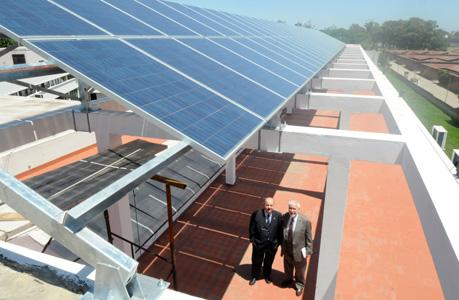 paneles solares la plata