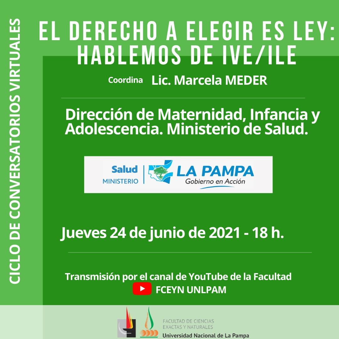 Conversatorio Hablemos de ILE/IVE